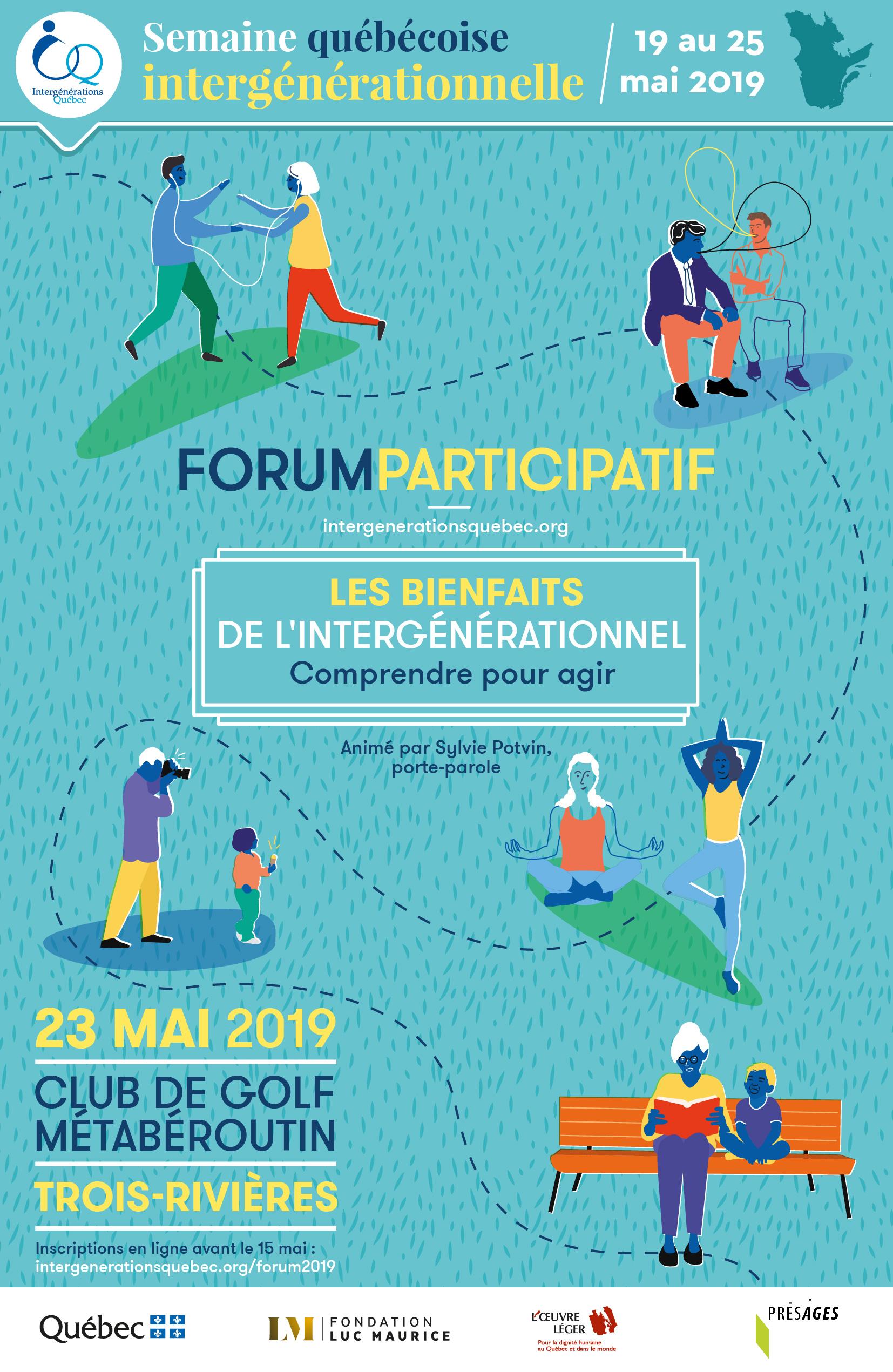 Affiche Forum web