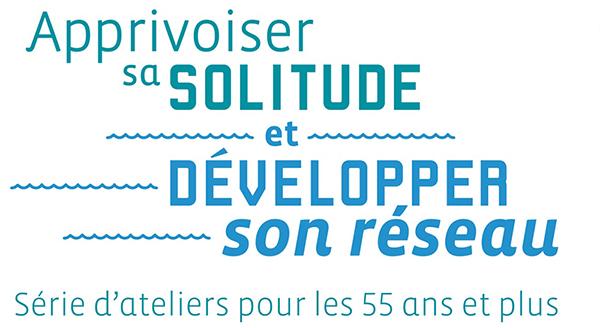 ACSM MTL Affichette Apprivoiser solitude developper reseau logo4