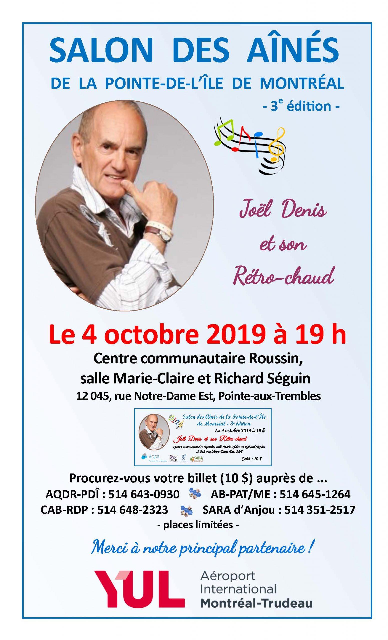 1 Affiche Joël Denis légal