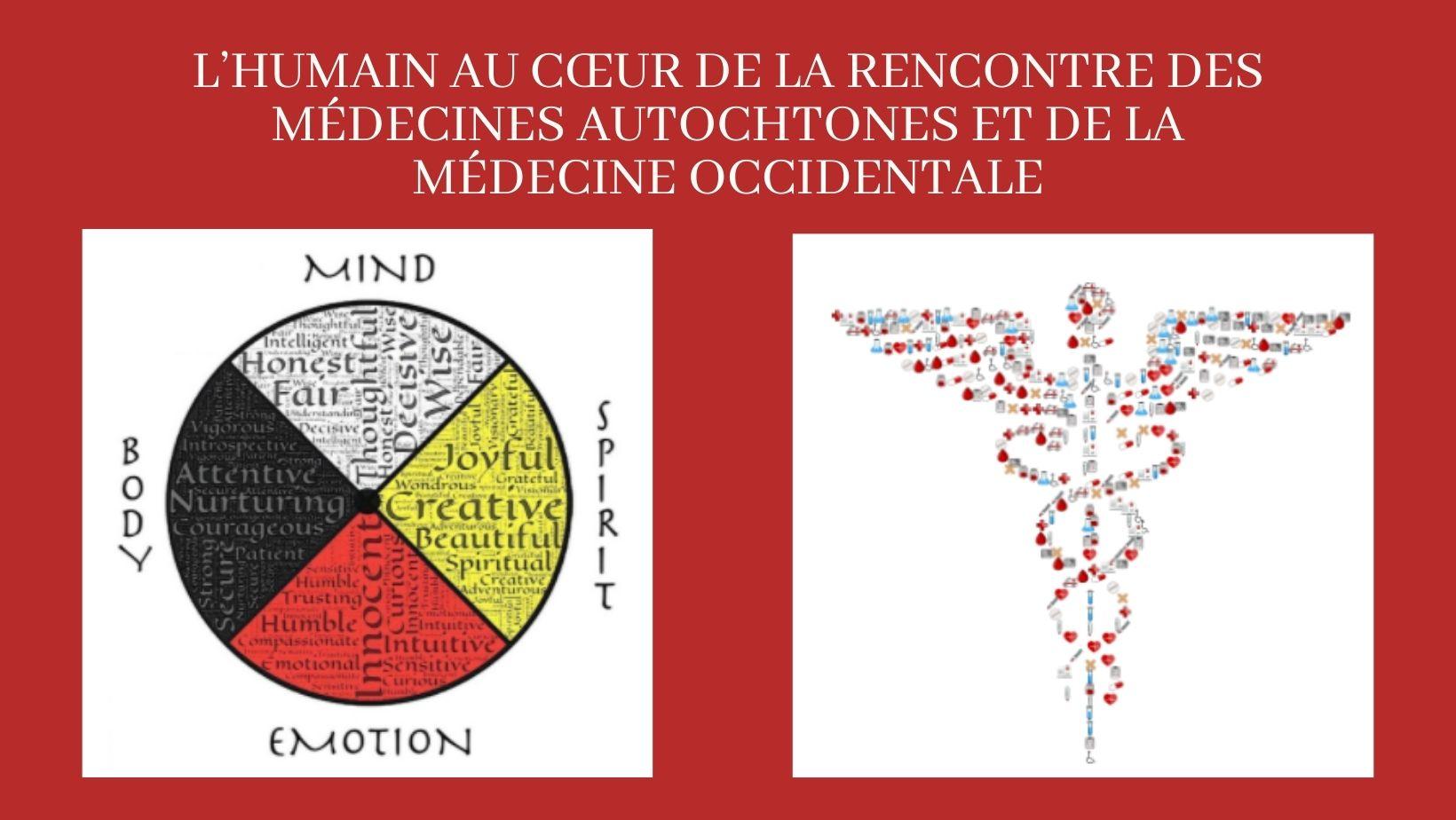 L'humain au coeur des médecines autochtones et occidentales