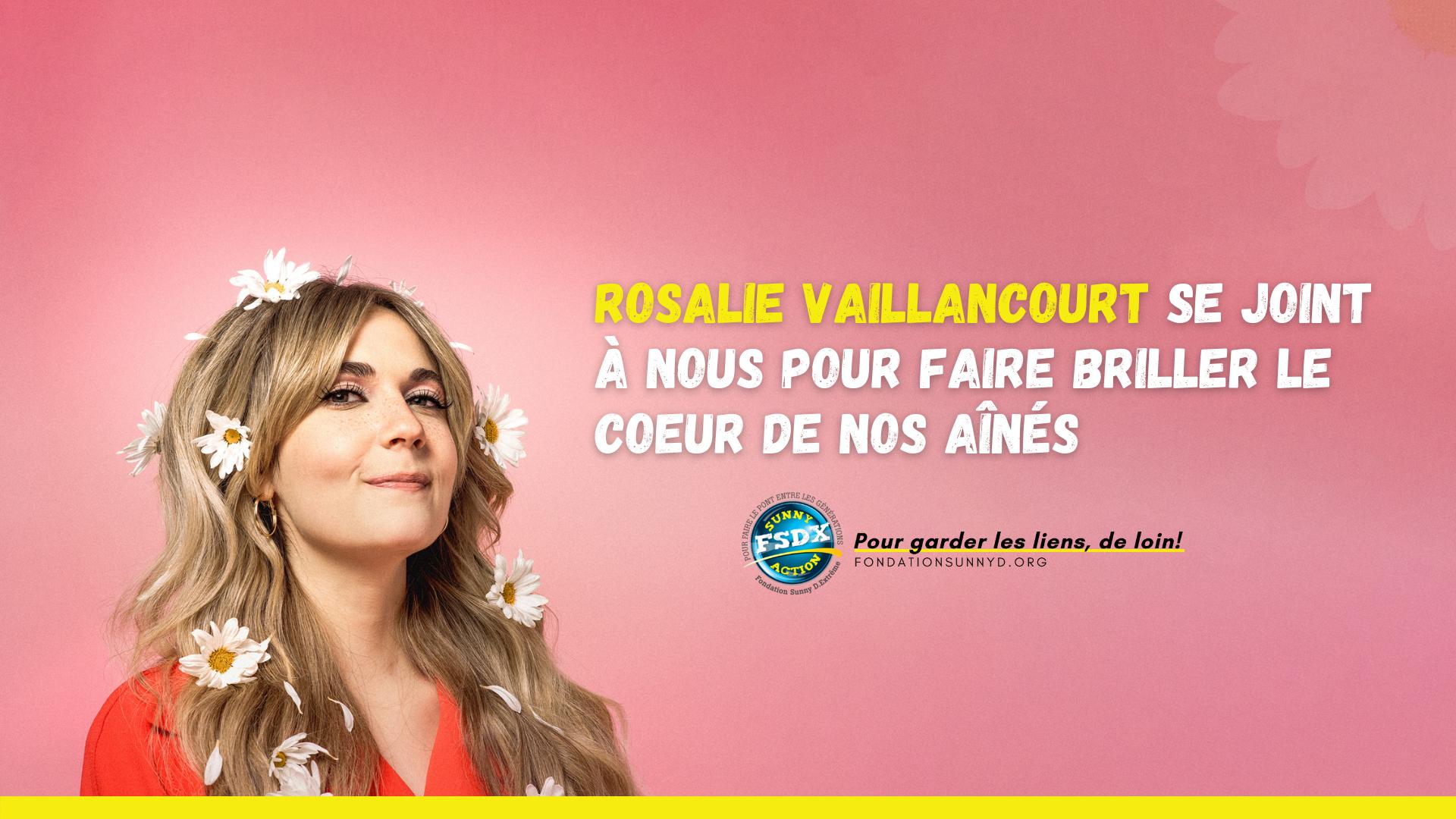 Rosalie Vaillancourt & SunnyD.